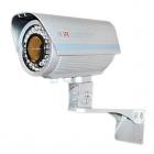 Videokameras ar fiksēto un ar attāluma maiņas objektīvu